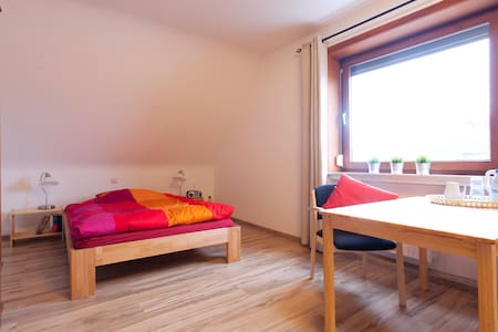 Your room in Wilkenburg, near fair - Rumah