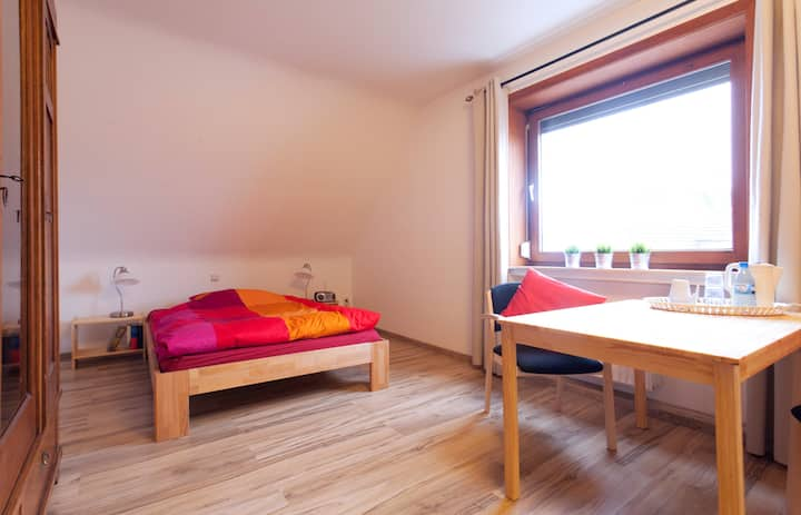 Your room in Wilkenburg, near fair