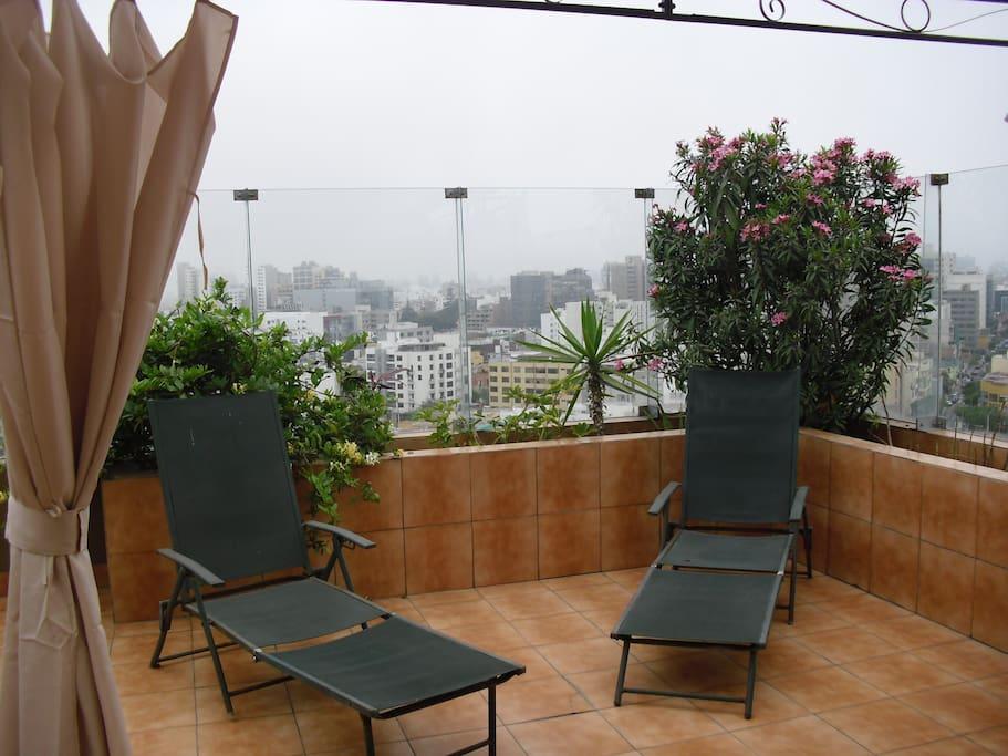Miraflores Oceanview Penthouse
