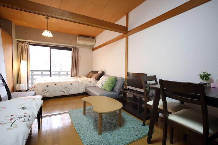15 min walk from Hakata station - Fukuoka-shi - Apartment
