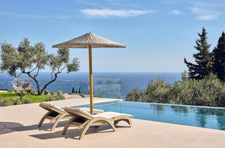 Artemis Villa I-4 bedroom Villa with private pool