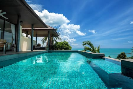 Deluxe pool villa with Thai Sala Saitara 3 rooms