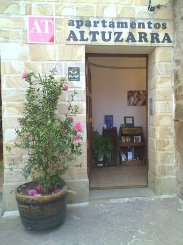 Apartamentos Rurales Altuzarra  - Ezcaray - Appartement