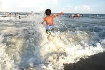 Fun in the Ocean