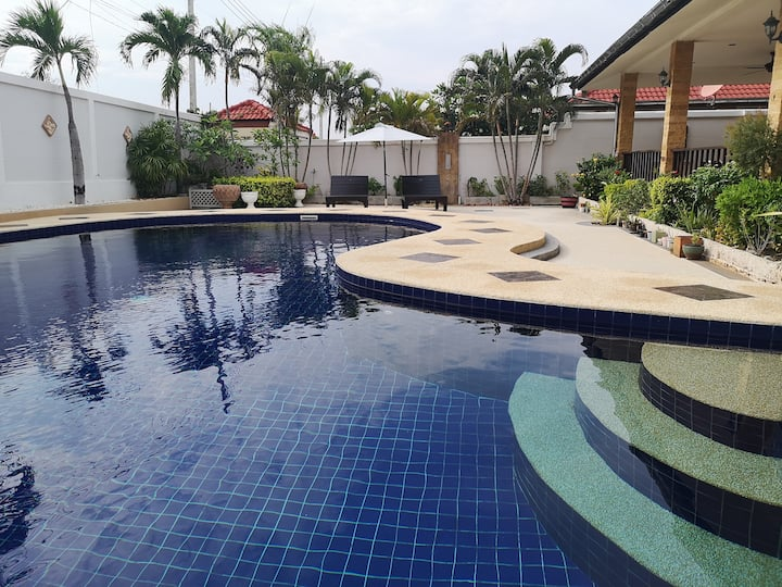 Luxury Private Pool Villa Huahin