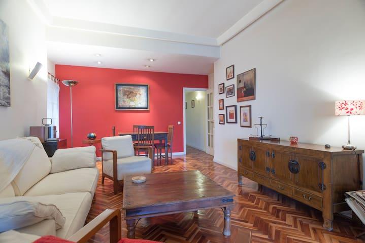 Spacious Apartment-Atocha-Prado
