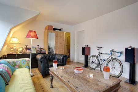 Cozy & calm downtown apartment  - Horsens - Huoneisto