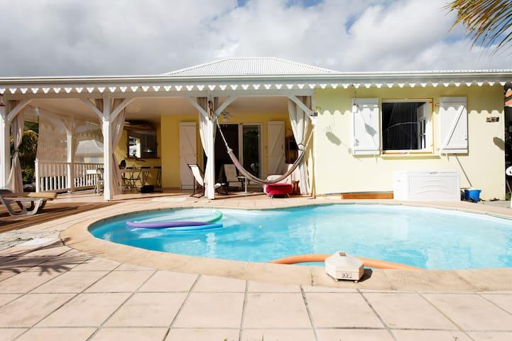 Close to the beach, pool, garden