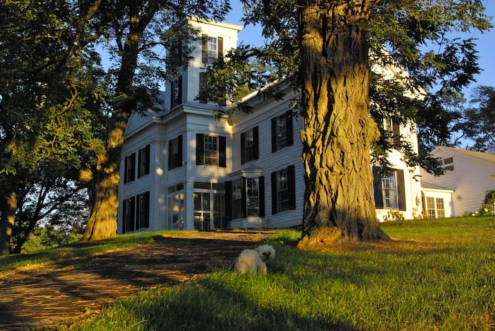 Historic Catskill Mountain House - Durham - Hus