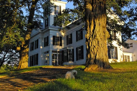 Historic Catskill Mountain House - Durham - Dom