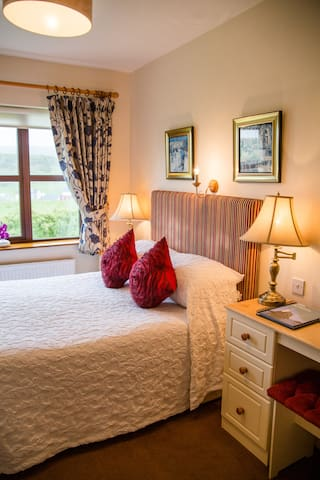 Great room and friendly host family - Doolin - Hus