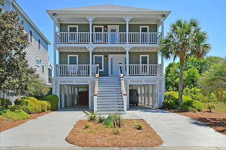 17 Pelican Bay - SWEETGRASS - Isle of Palms - Rumah