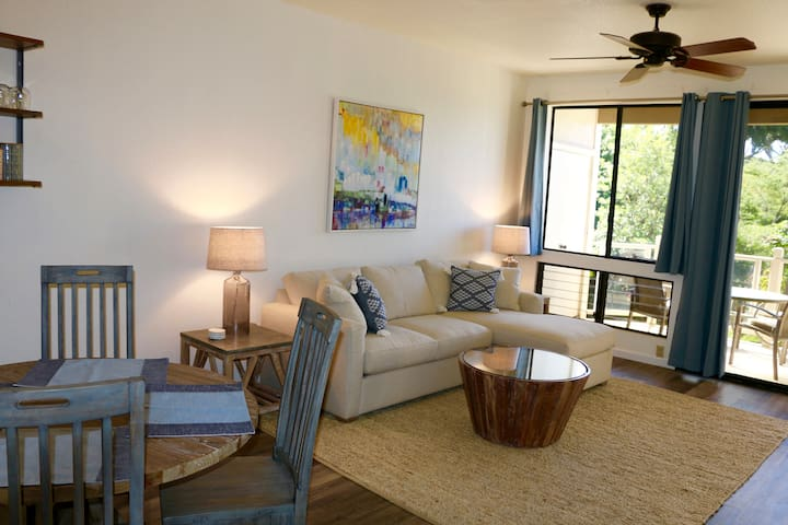 NEWLY Remodeled Ocean View Condo!Minutes to beach! - Wailea-Makena - Lyxvåning