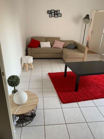 Très bel appartement à Lyon 7