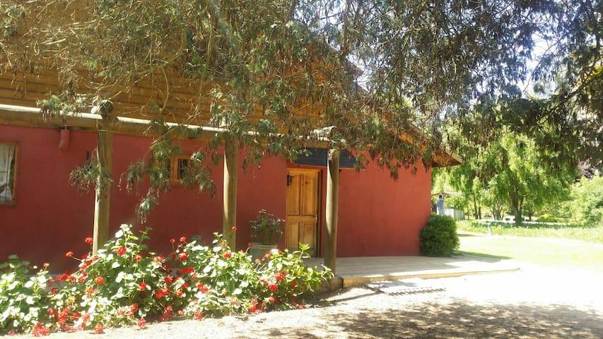 Arriendo Casa Catapilco, Maitencill - Valparaiso - Dům