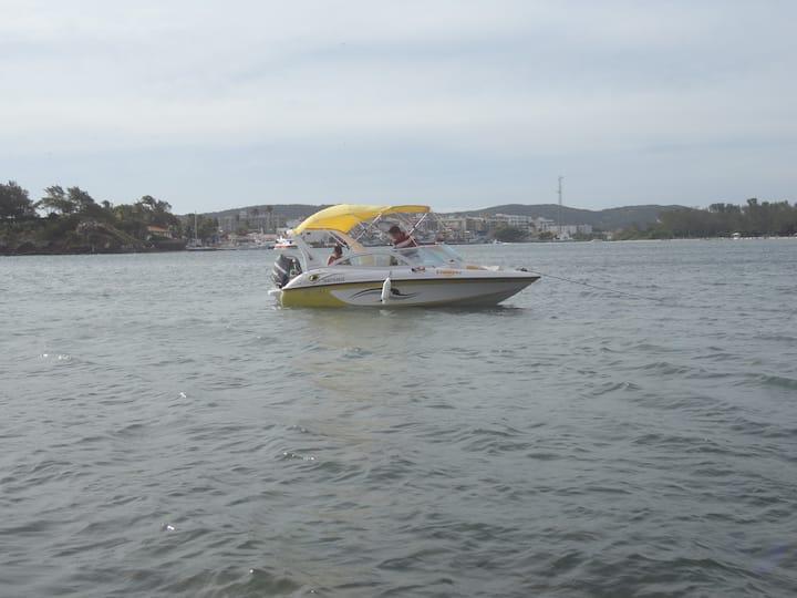 R&C Boat - get a ride around RIO!