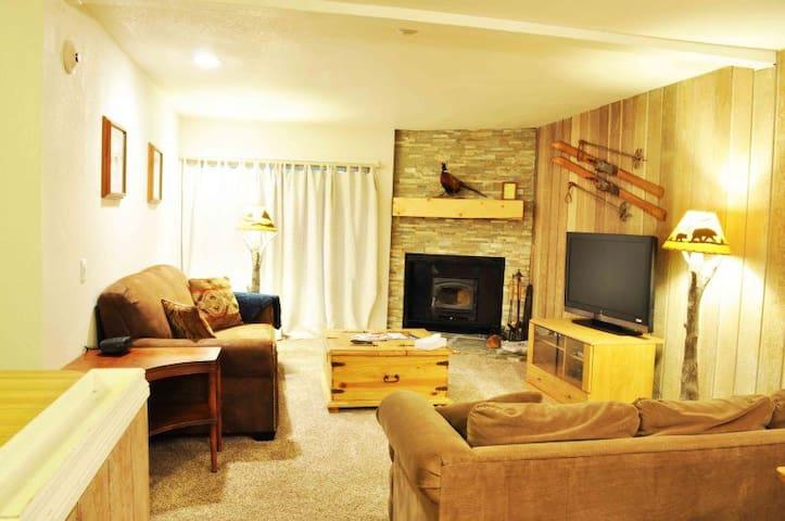 Chamonix #B-35 - Mammoth Lakes - Apartment
