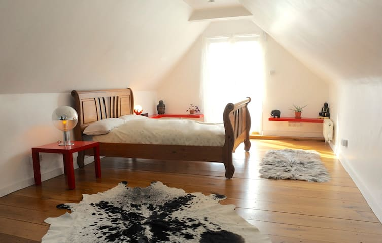The Old Granary - Cosy Peaceful Romantic Retreat - Southburgh - Casa