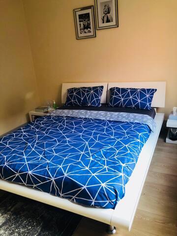 Chambre cosy en plein coeur de Charleroi