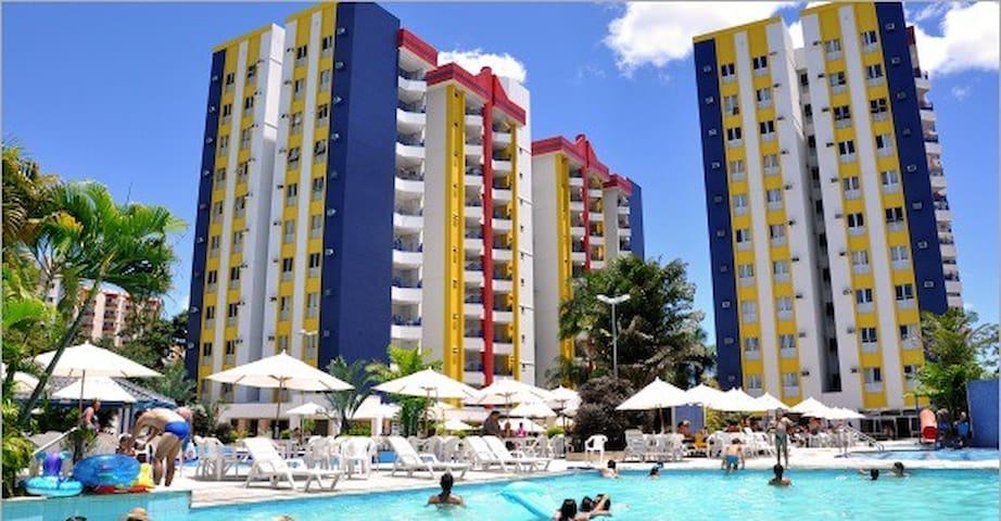 Apartamento no Eldorado Thermas Park