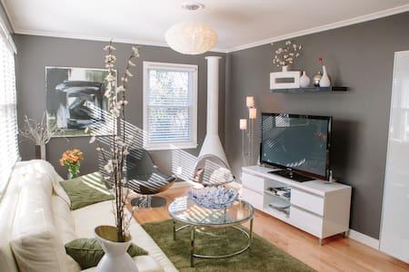 Modern Apartment - Cameron Village