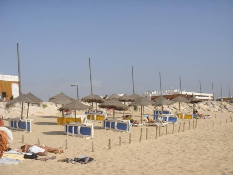 la plage proche
