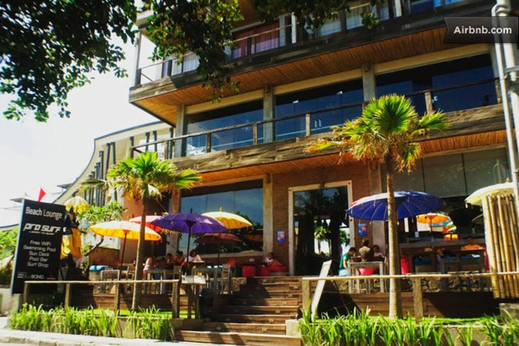 PRo Surf Beach Lounge
