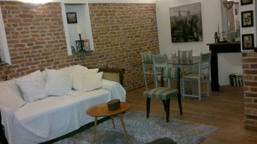 Apart calm in the heart of the city - Montauban - Apartment
