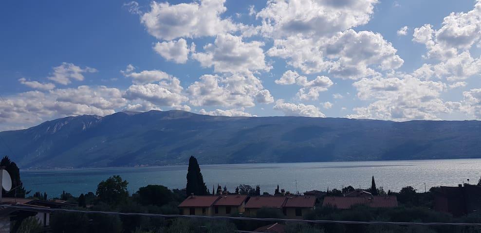 B&B FORESTERIA VISTALAGO _camera el Lac_
