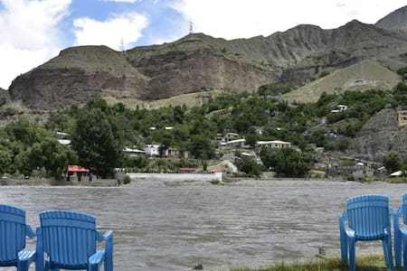 Pamir Riverside Inn Chitral KPK