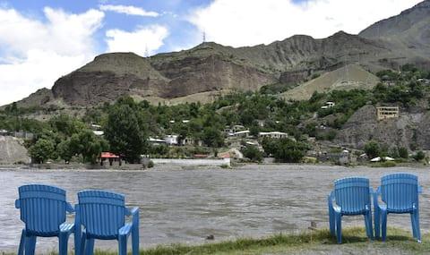 Pamir Riverside Inn Chitral KPK