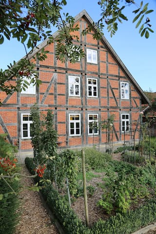 Apartment in the Guest House at Farm Gottschalk