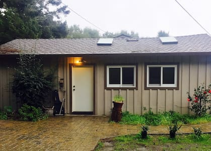 Quiet Cottage in Silicon Valley - Woodside - Bungaló