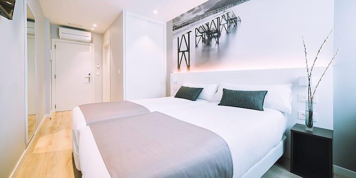 Habitación Doble Exterior - 2 camas