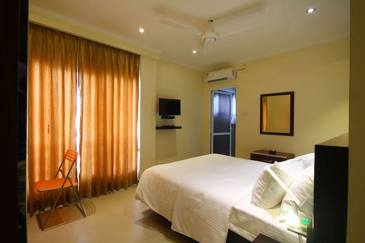 Deluxe Double Room at Splendid - Negombo - Apartment