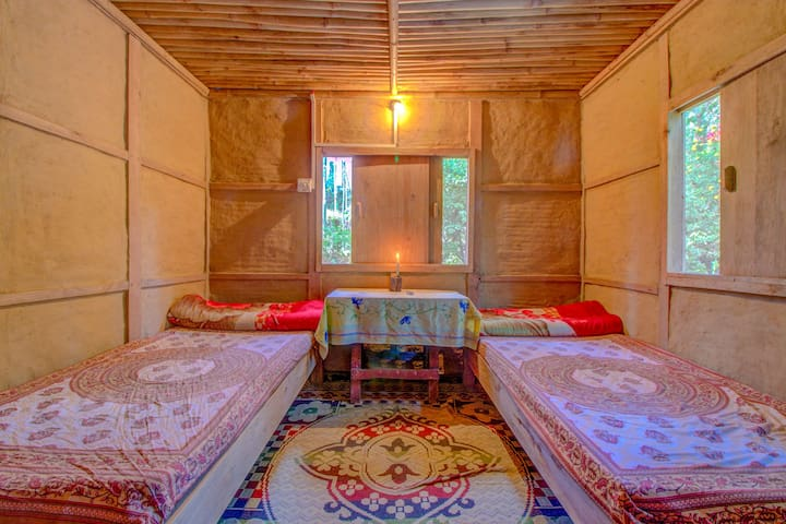 A Private Eco-Room in Lonely Planet Homestay