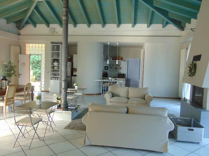 Villa nelle colline del Gavi BED &BIKE