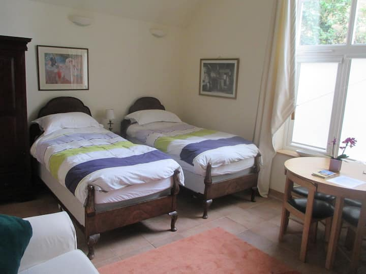 Ground floor self-catering annexe