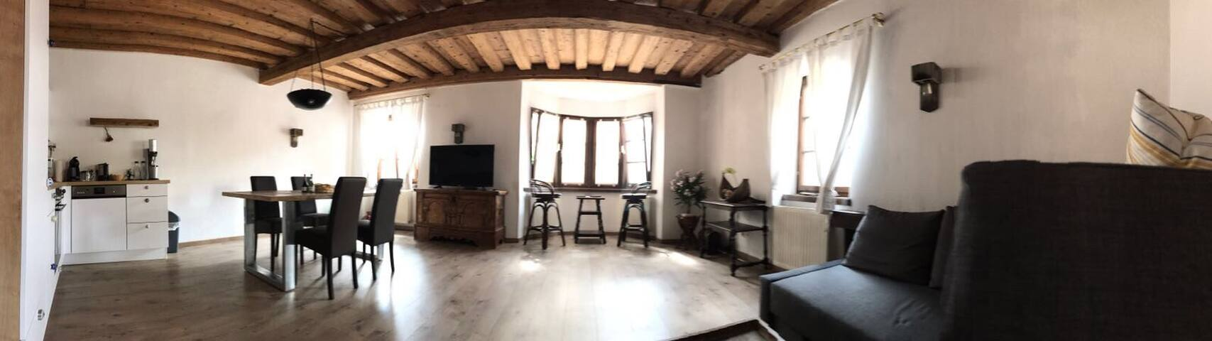 Cosy apartment - close to old town (60 sqm)
