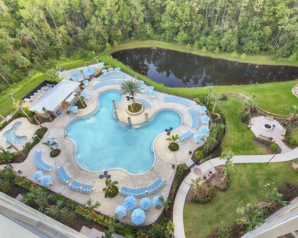 Luxury Vacation Villa Nr Disney!