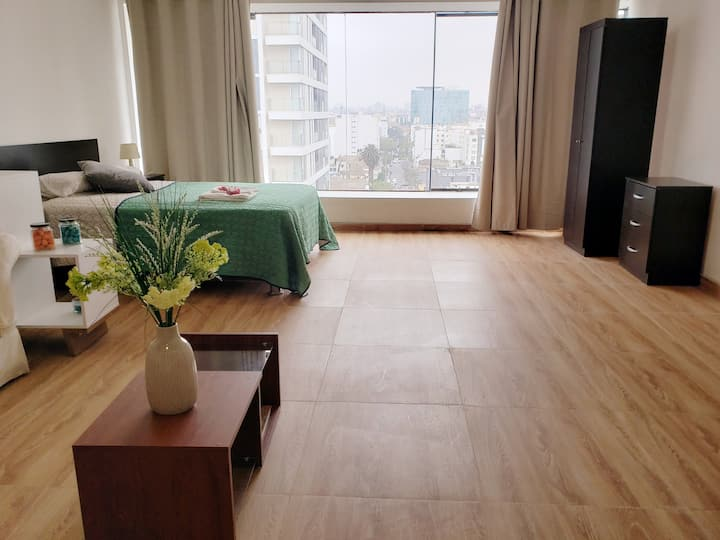 Nice renovated studio in Miraflores