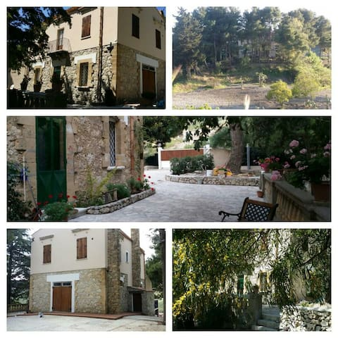 Affittasi Casolare colline salemi - Salemi - Vila
