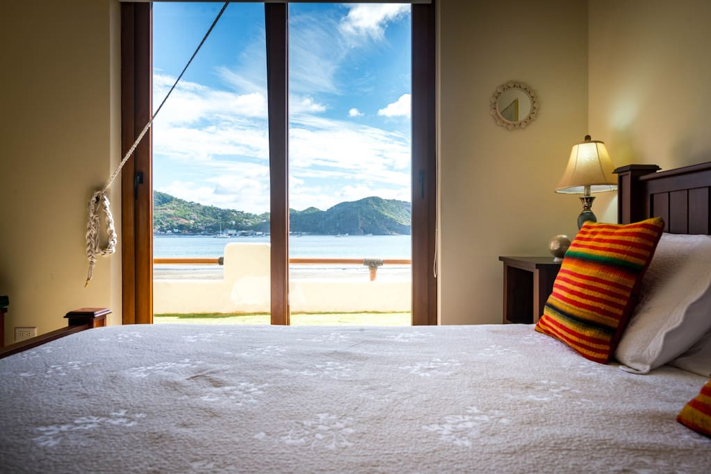 Yes, this is the nicest bedroom in San Juan del Sur!