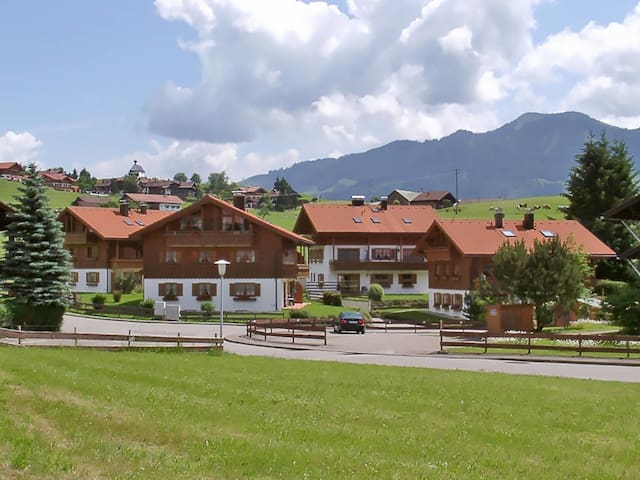 Apartment Charivari Ferienwohnungen for 6 persons in Obermaiselstein