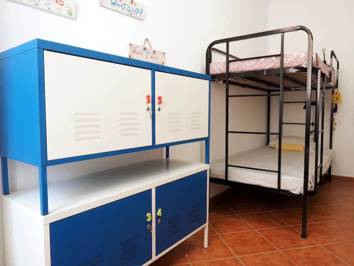 Old Town City Centre Mixed Dorm Single Bed 1