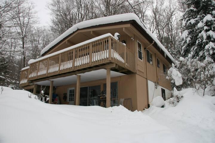 Eagle Lake Vista cottage