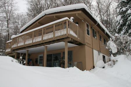 Eagle Lake Vista cottage - Eagle Lake - Chalet