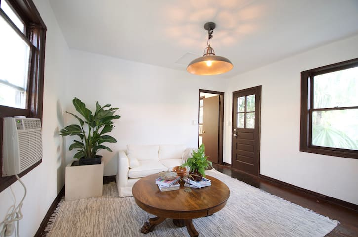 Cozy Detached 1 Bedroom With Rooftop Terrace - Coral Gables - In-law