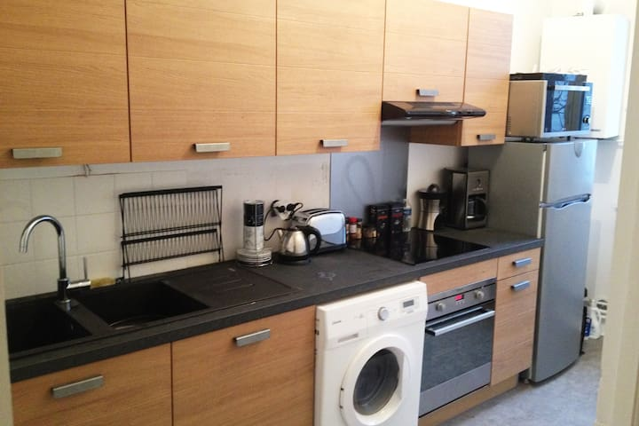 Appart 50m2 tout neuf 5min place stan - Nancy - Apartment