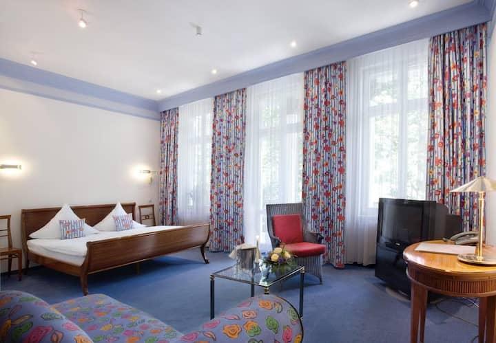 Die Villa Hentzel (Weimar) - LOH07556, Comfort-Doppelzimmer mit DU/WC
